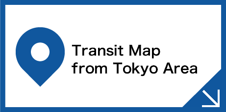 Transit Map     from Tokyo Area