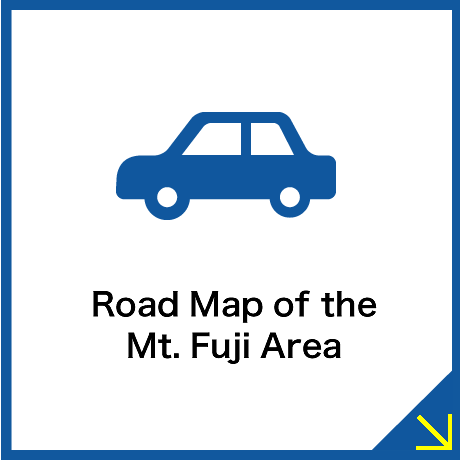 Road Map of the     Mt. Fuji Area