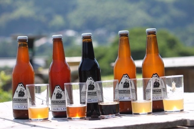 FUJIYAMA HUNTER'S BEER(フジヤマ ハンターズ ビール)
